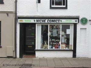 Niche Comics 2