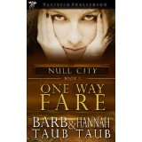 One Way Fare Cover - Barb Taub