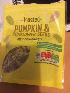 Pumpkin & Sunflower Seeds